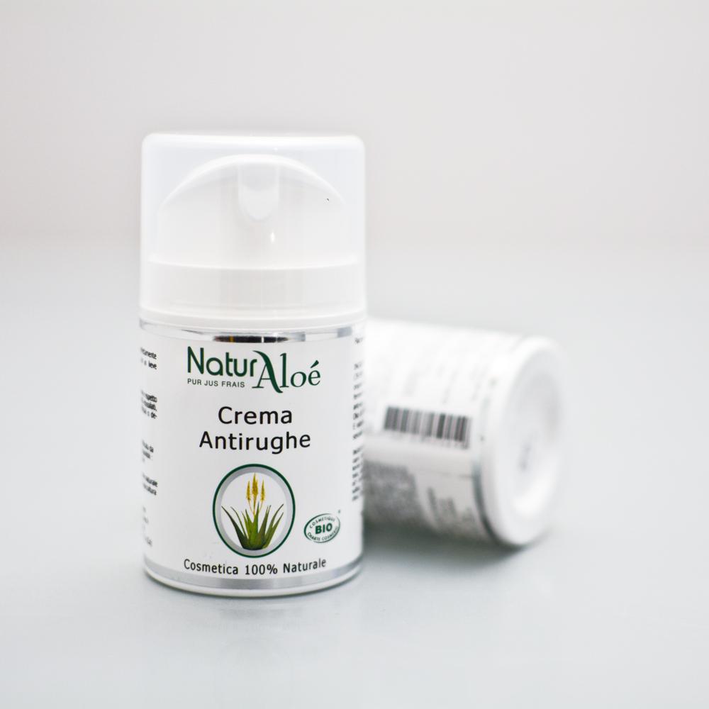 Crema Antirughe - La vie Shop - vendita Aloe e prodotti a..