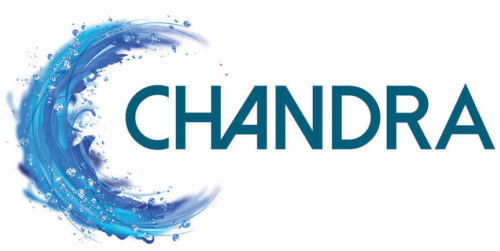 CHANDRA White Logo WEB