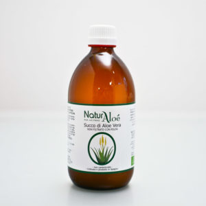 Succo Di Aloe Vera 500ml